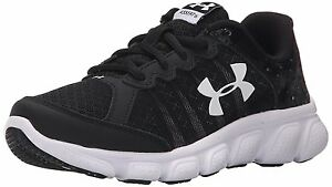 Under Armour 1266319-001-1.5 Boys Pre-School Assert 6 Running Shoes