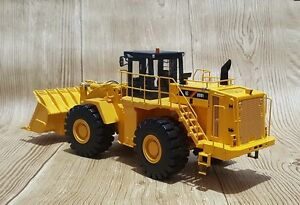 1:35 Liugong 899III Loader Construction Machinery DieCast Toy Model Collection