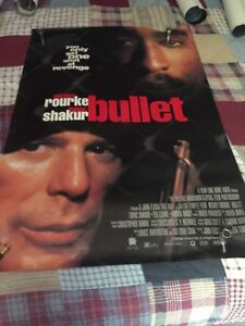 Bullet The Movie Poster
