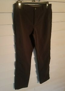 Under Armour Boys Dri-Fit type All Season Golf Pants Black - YLG youth large