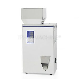 1-500g Powder Dispenser Auto Weighing & Filling Machine for Cereal Grains Tea