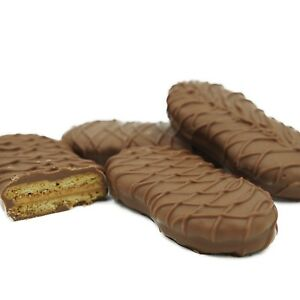 Philadelphia Candies Milk Chocolate Covered Nutter Butter® Cookies, 8 Ounce Gift