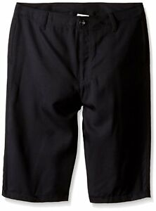 Under Armour Boys' Medal Play Golf Shorts BlackGraphite Youth Medium