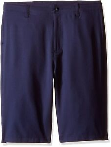 Under Armour Boys' Medal Play Golf Shorts Midnight NavyGraphite Youth X-Large