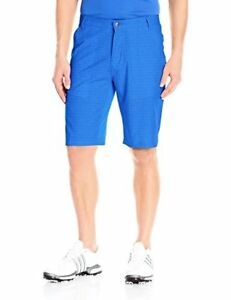 adidas Golf Men's Climacool Ultimate Airflow Textured Grid Shorts