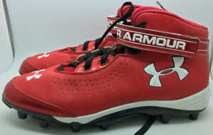 2012 Bryce Harper Game Used Worn Under Armour Rookie Cleats MEARS Authentic