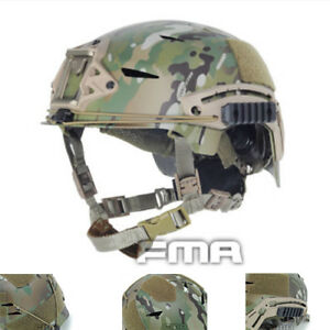 FMA Maritime Multicam Military Tactical Fast Bump Helmet for Airsoft Paintball