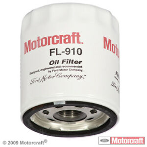 Engine Oil Filter MOTORCRAFT FL-910