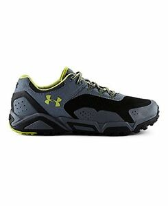 Under Armour 1254927-002 Mens UA Glenrock Low Hiking BootsGRAVEL