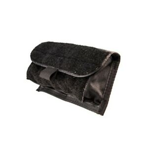 High Speed Gear 12SP00 Black MOLLE Shot Shell Pouch Holds 12 Shells