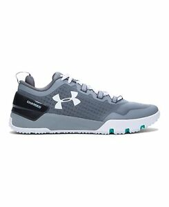 Under Armour 1275331-035 Mens UA Charged Ultimate Training ShoesSteel