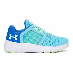 Under Armour 1285442-448-11K Girls Gps Micro G Fuel RN Running-Shoes