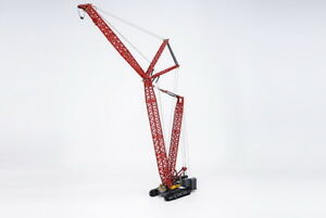 1:120 SANY SCC4000 Crawler Crane Tower Construction Diecast Toy Model