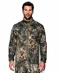 Under Armour Men's Scent Control Camo Jacket - Choose SZColor
