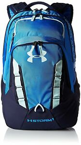 Under Armour Storm Recruit Backpack WaterMidnight Navy One Size