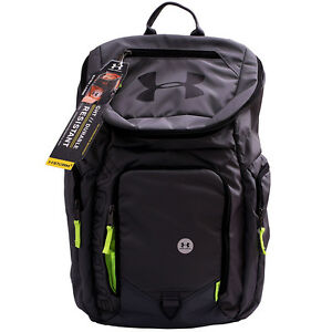 Under Armour Backpack 31LGreen Navy DarkGrayL30 x W20 x H48