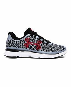 Under Armour 1288015-035-3 Boys ClutchFit RebelSpeed Running Shoes -