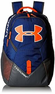 UNDSF 1263965 Under Armour Storm Big Logo IV Backpack- Choose SZColor.