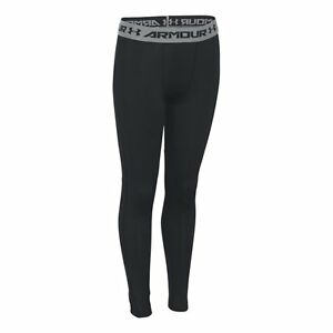 Under Armour Boys UA CoolSwitch Fitted Leggings- Choose SZColor.