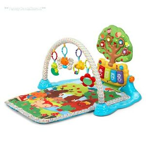Baby Activity Gym Musical Floor Playmat Sensory Infant Toy Tummy Time Gift New