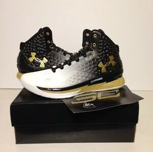 Under Armour Stephen Curry One MVP Edition Shoes Size 8.5 Stephen Curry NIB DS