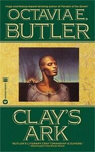 Clay's Ark Paperback or Softback