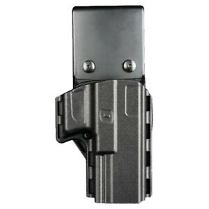 Uncle Mike's 74099 Competition Holster Size 9 LH Black Fits S&W M&P