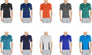 Under Armour Men's CoolSwitch Short Sleeve Compression Shirt 15 Colors