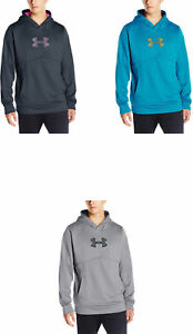 Under Armour Men's Storm Icon Logo Hoodie 3 Colors
