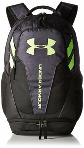 Under Armour Hustle 3.0 Backpack Stealth GrayBlack One Size