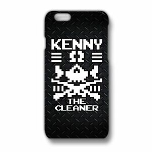 KENNY THE CLEANER Bullet Club NJPW Back Case for Iphone