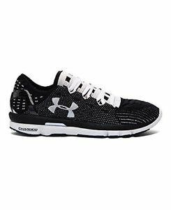 Under Armour Womens UA SpeedForm Slingshot Running Shoes 7 Black
