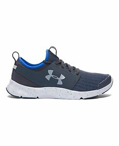 Under Armour 1274072-008 Mens UA Drift Running Shoes  STEALTH GRAY