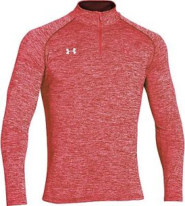 Under Armour Mens Twisted Tech 14 Zip- Choose SZColor.