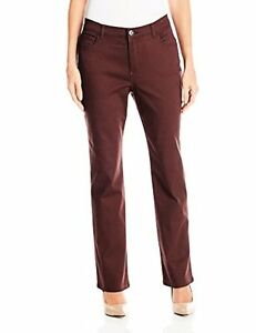 Lee Womens Collection 35166P Classic Fit Vienna Straight Leg Jean