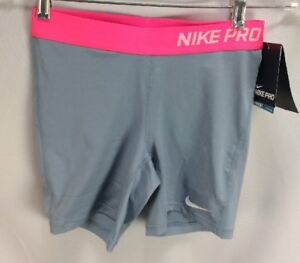 Nike Pro Compression Dri-Fit Stay Cool Shorts Girl's Size XL Running Workout