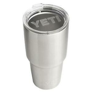 YETI Rambler 30oz Stainless Steel Vacuum Insulated Tumbler with Standard Lid