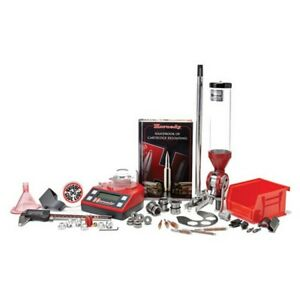 Hornady 85521 Lock-N-Load Iron Press Single Stage Kit Auto Prime