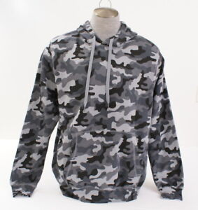 Under Armour Coldgear Gray Camo Pullover Hoodie Men's NWT $52.49