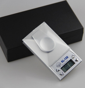 Portable 10g 0.001g Precision Digital Scale Gold Jewelry Weight Balance US P0MG $17.18