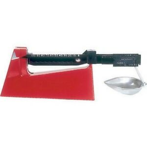 Lee Precision 90681 Safety Scale Red Sensitive & Readable To 120 Grain