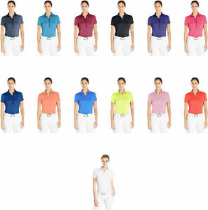 Under Armour Women's Zinger Short Sleeve Polo 16 Colors