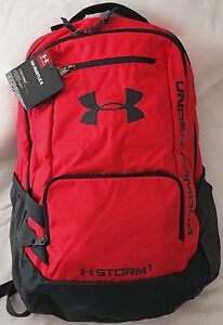 UNDER ARMOUR Storm Hustle II Backpack Bag Coral Pink with *FREE IGLOO LUNCHBOX*