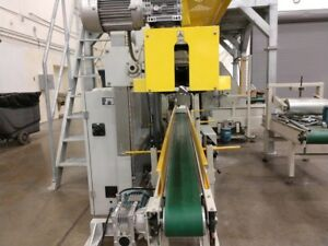 NEW Automatic Open Mouth Bagging Line - Continuous Bag Sealer