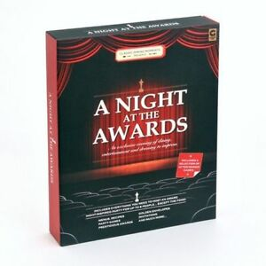 A Night At The Awards Game After-Dinner Party Kit NIB Sealed Ginger Fox LTD