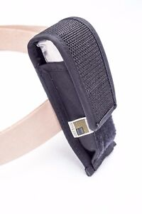 Single Magazine Holder for 9MM, 40 S&W, 45 ACP Single or Double Stacked