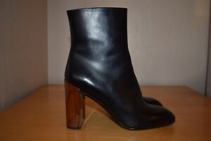Louis Vuitton Only You Ankle Boot Size 38 or US size 8 Black leather
