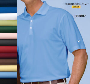 12 Custom Logo Nike Golf Performance Dri FIT Micro Pique Polo Shirt Corporate $456.00