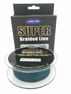 328 Yard Green Fishing braided Fishing Line 8 10 20 30 40 50 lb 60 120 150 lb