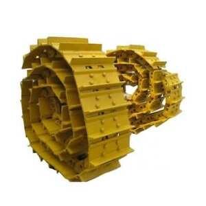 TWO JOHN DEERE 750 DOZER TRACK GROUPS 40 LINK CHAINS W 20